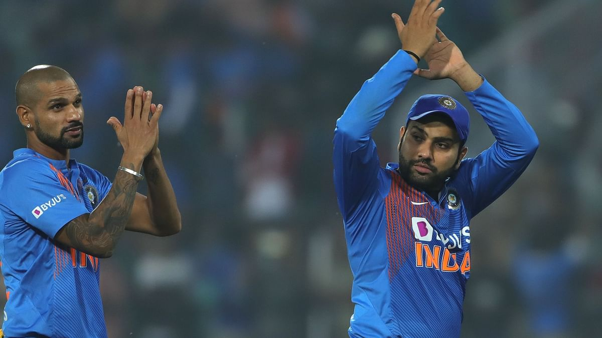 Rohit Sharma All Praise For Chahar & Bowlers After T20I Series Win