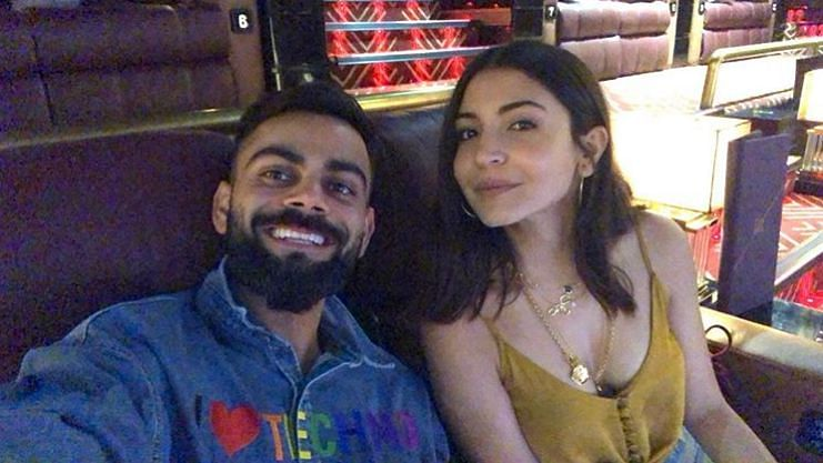 Virat Goes to the Movies With 'Hottie' Anushka After Another Win