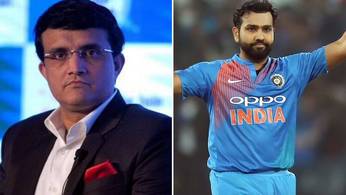 Rohit an Asset to Indian Cricket: Ganguly on His 100th T20I