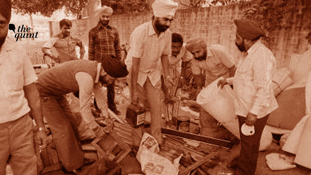According to official estimates, nearly 3000 Sikhs were killed in Delhi alone in the 1984 pogrom.