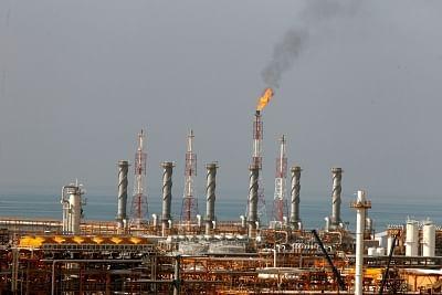 South Pars gas field. (File Photo: IANS)