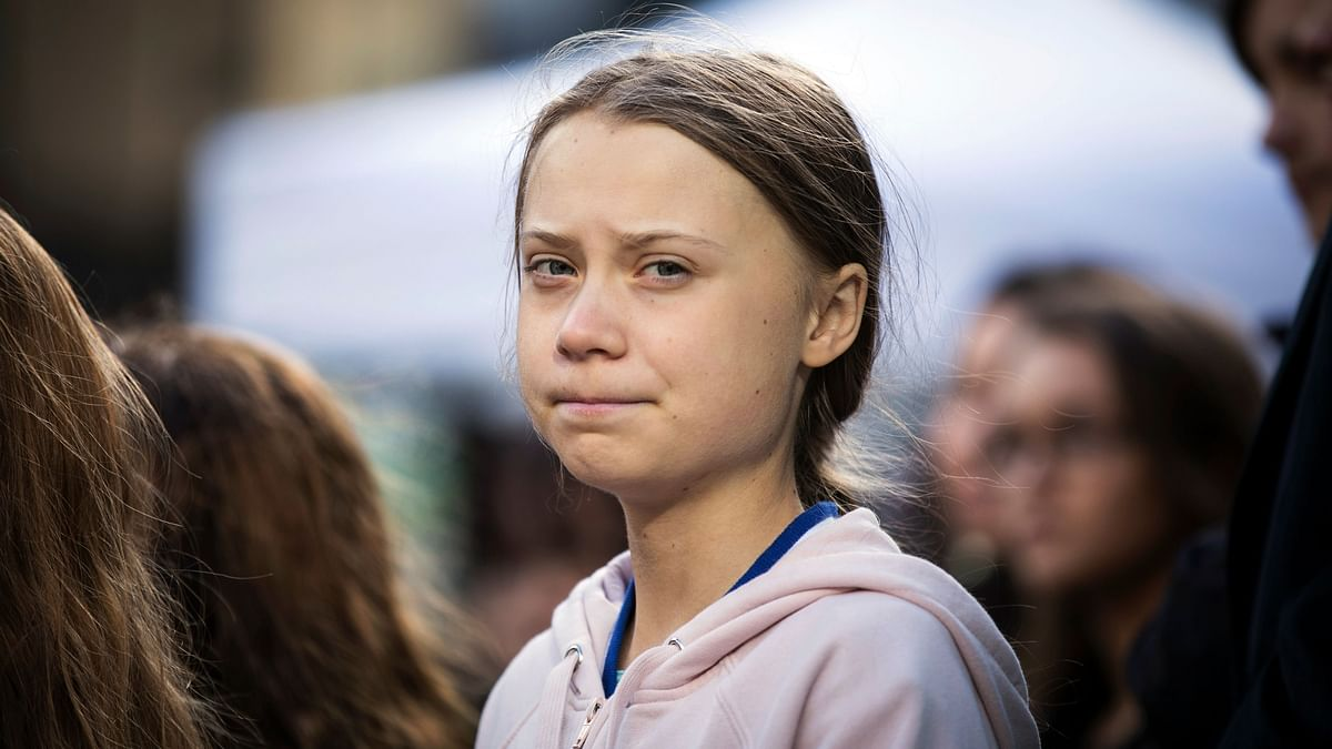 'Pretty Much Nothing Has Been Done': Greta Thunberg Rues in Davos