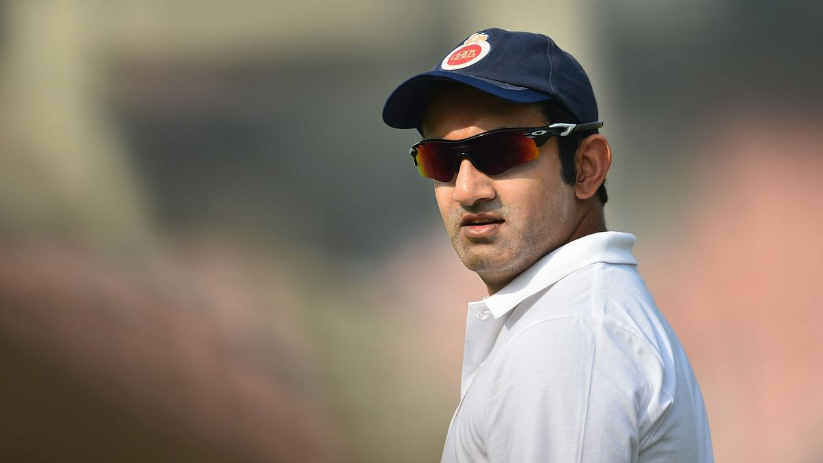 Gambhir Lashes Out at KKR Selection, Says No Backups in Squad