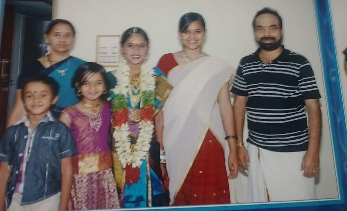 Photo of the family.