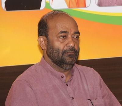 Goa BJP chief Vinay Tendulkar. (File Photo: IANS)