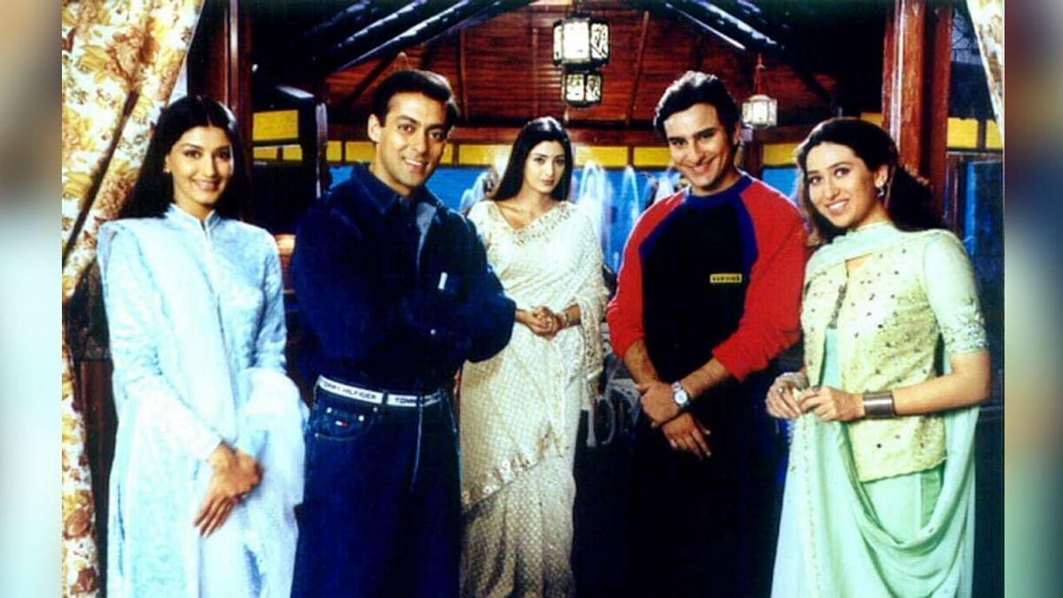 <i>Hum Saath Saath Hain </i>completes 20 years.