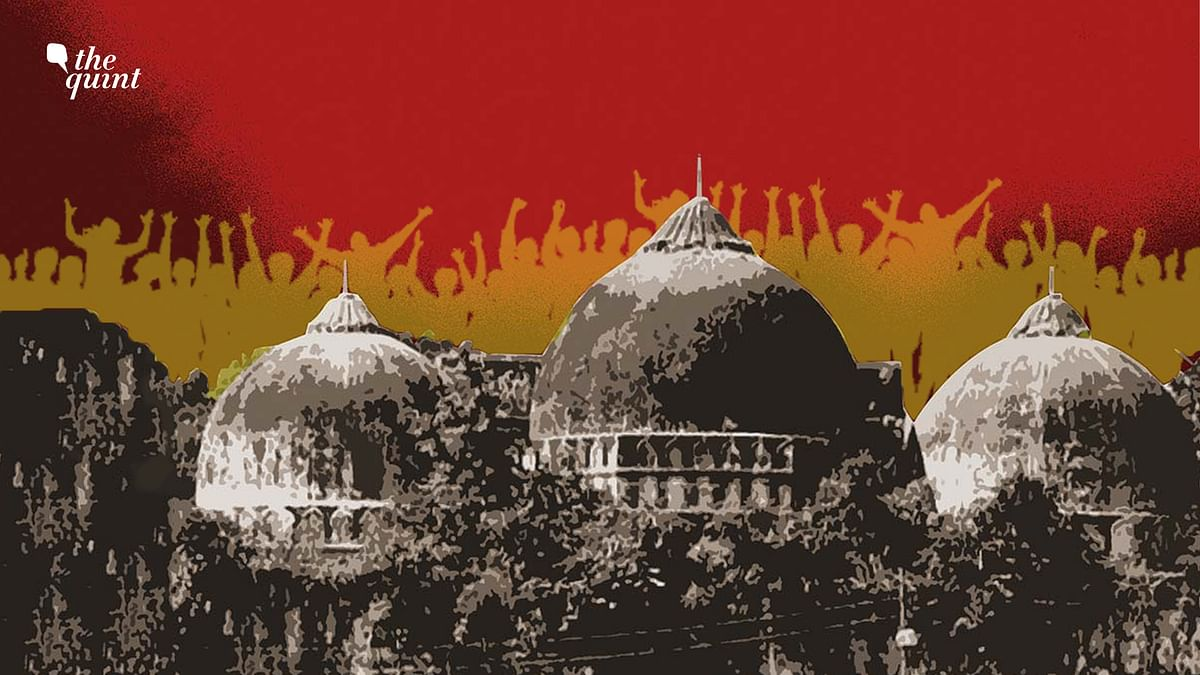 The Supreme Court delivered its verdict on the Ram Janmabhoomi Babri Masjid land dispute case.