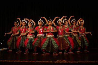 Madhumita Raut Odissi Group.