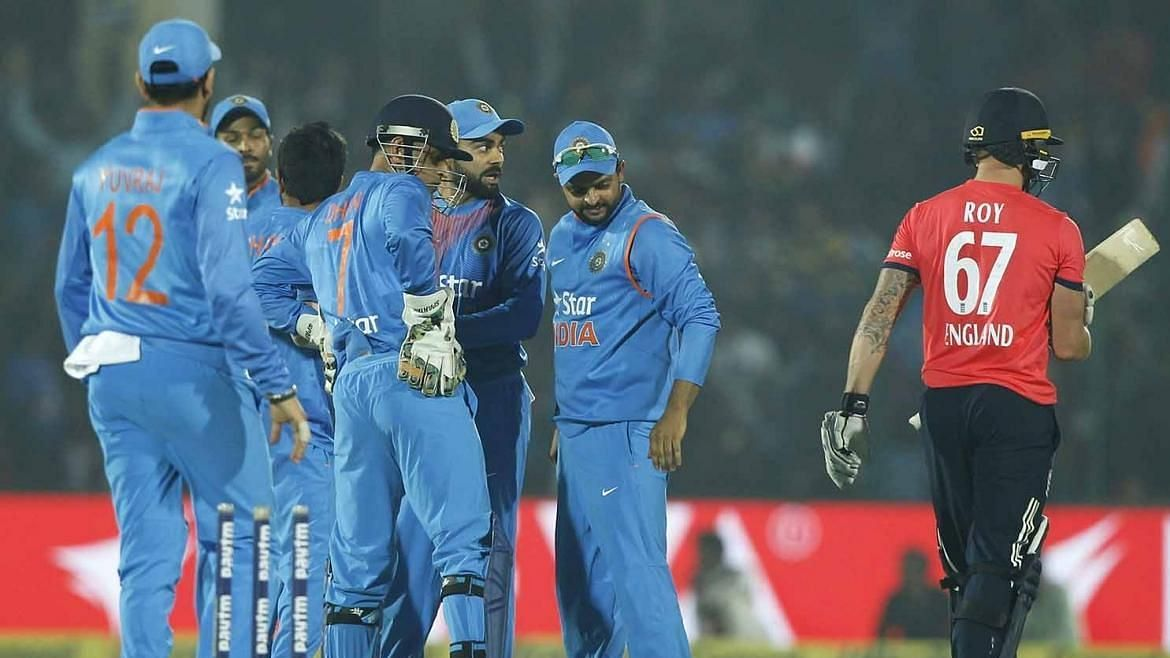 India's only T20 triumph at the venue came against England in 2017.