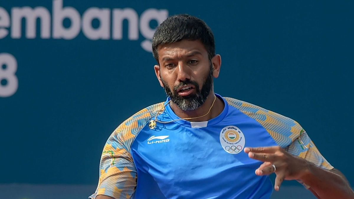 Indian Challenge Ends as Rohan Bopanna Bows Out of Australian Open