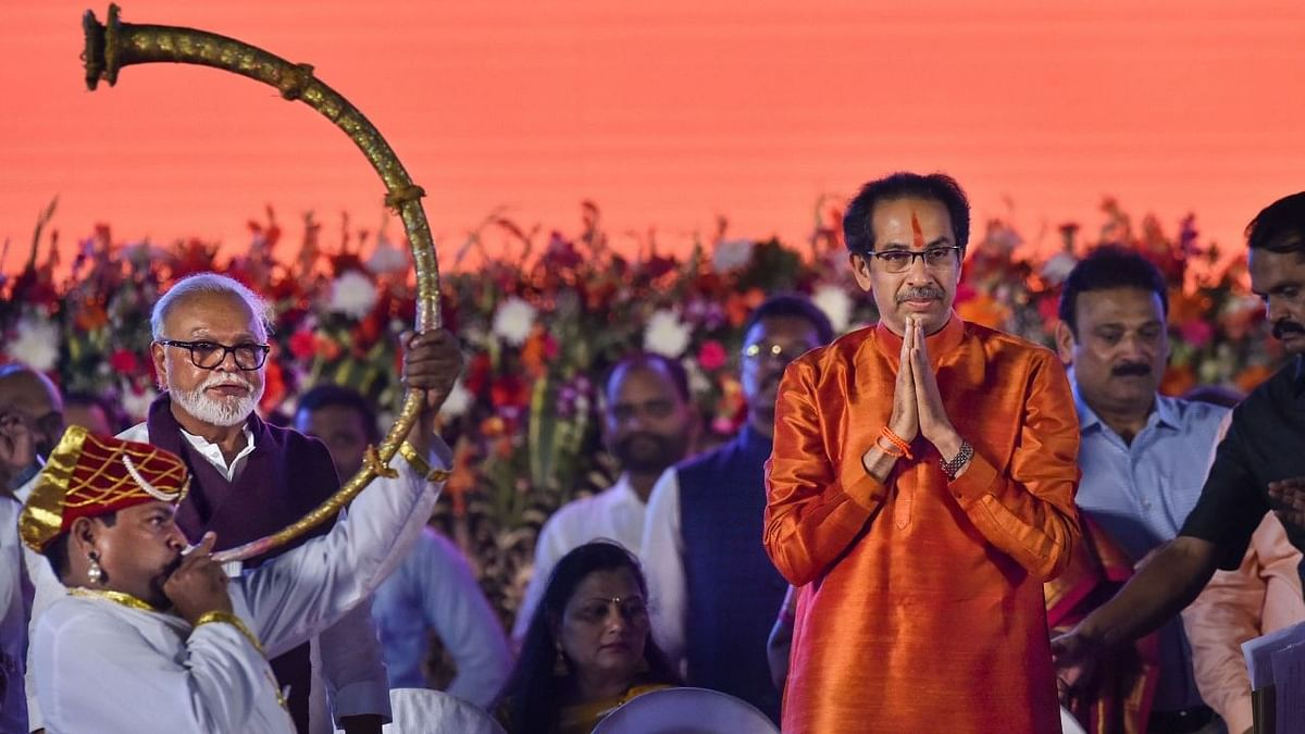 Catch all the live updates of Uddhav Thackeray's swearing-in as Maharashtra chief minister here.