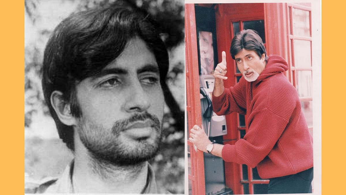 50 Yrs After Saat Hindustani: To Be or Not to Be Amitabh Bachchan