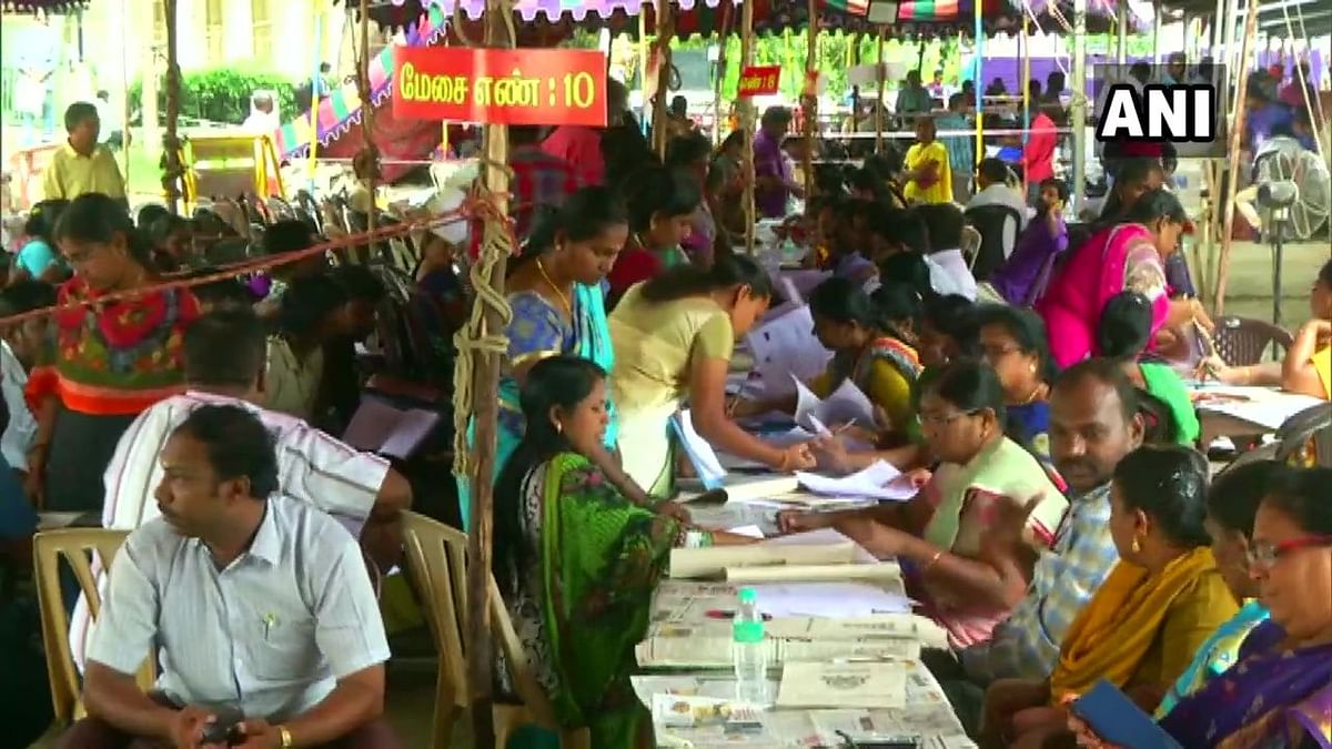 7,000 Graduates Apply for 549 Sanitary Worker Jobs in Coimbatore