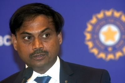 Former BCCI Selection Committee Chairman MSK Prasad.