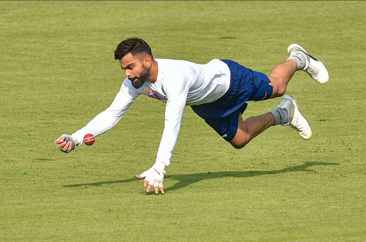 "Virat Kohli's men, currently in the ""pink of form"", can steamroll the rag-tag opposition well inside four days."