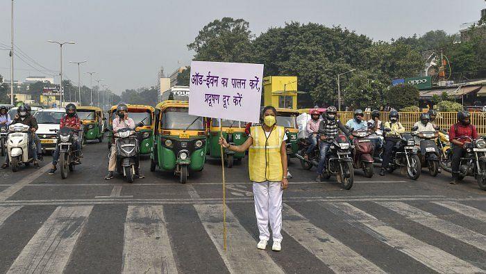 Odd-Even Scheme: SC Notice to Delhi Govt, Seeks Pollution Data
