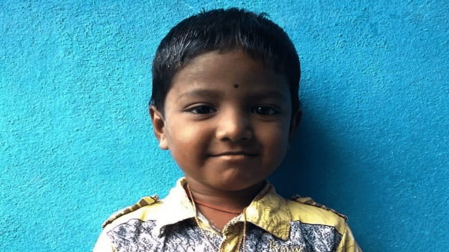 Purushotham Reddy, a six-year-old boy died in Panyam of Kurnool district after falling into a vessel of piping hot sambar.
