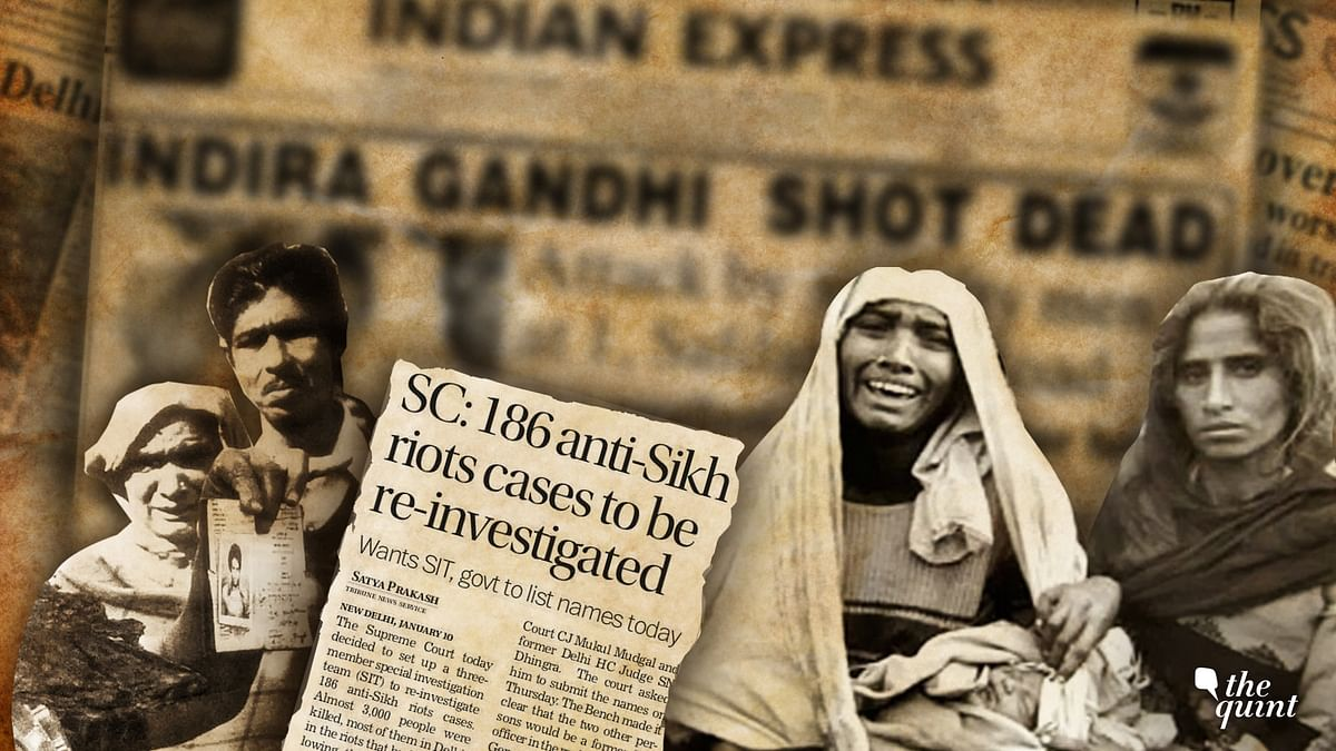 Anti-Sikh Riots: Modi Govt Seeks Permission to Disband SIT