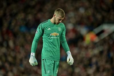 MANCHESTER, April 11, 2019 (Xinhua) -- Manchester United