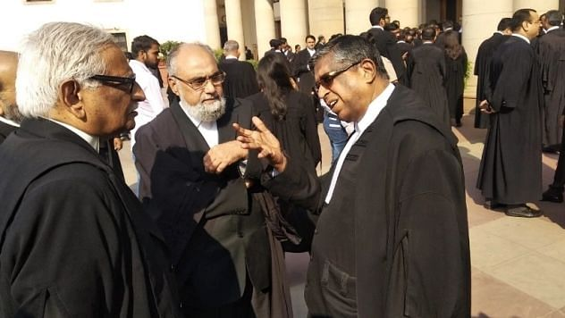 The Supreme Court, on Saturday, 9 November, pronounced its verdict in the long-running Ayodhya title dispute between the three parties — the Sunni Waqf Board, the Nirmohi Akhara and Ram Lalla Virajman.