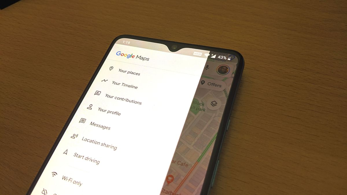 Google Maps getting this feature on Android for now.