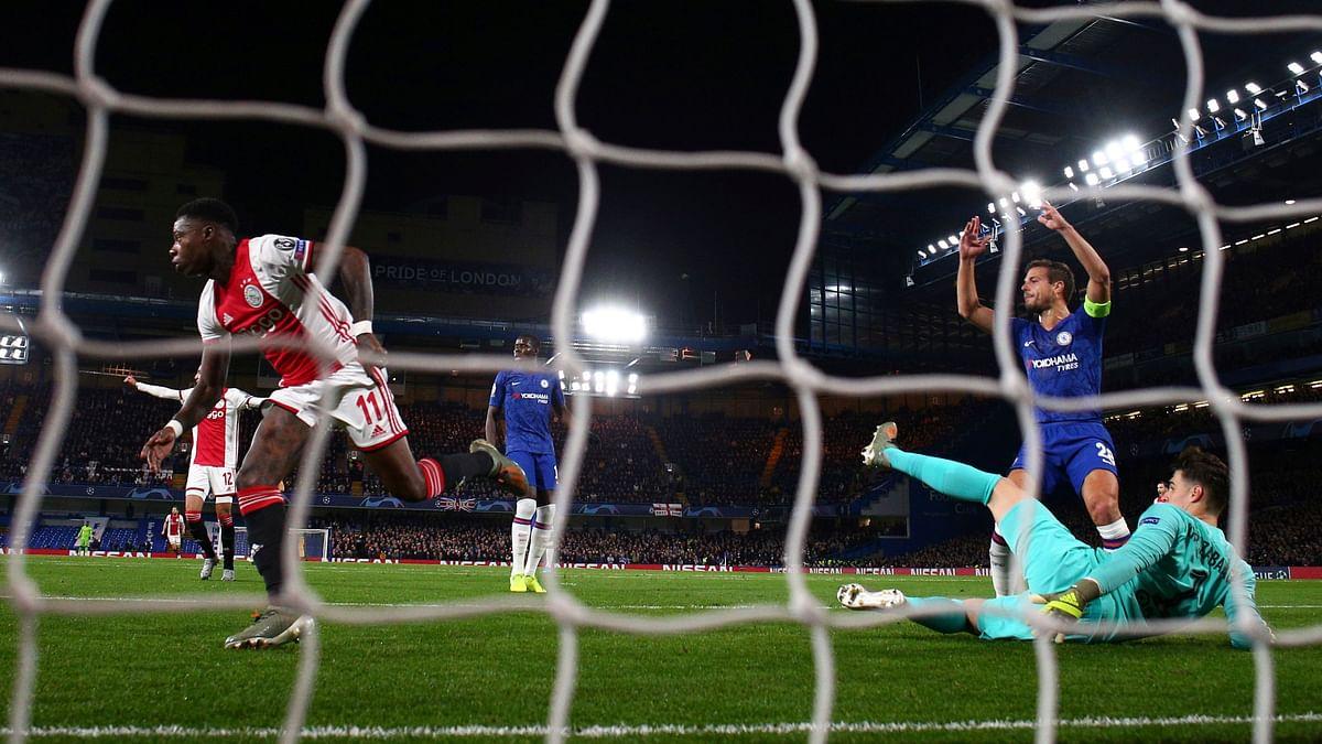Champions League Recap: Barcelona Held, Ajax-Chelsea 4-4 Thriller