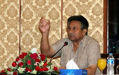Musharraf treason case: Court stopped from declaring order