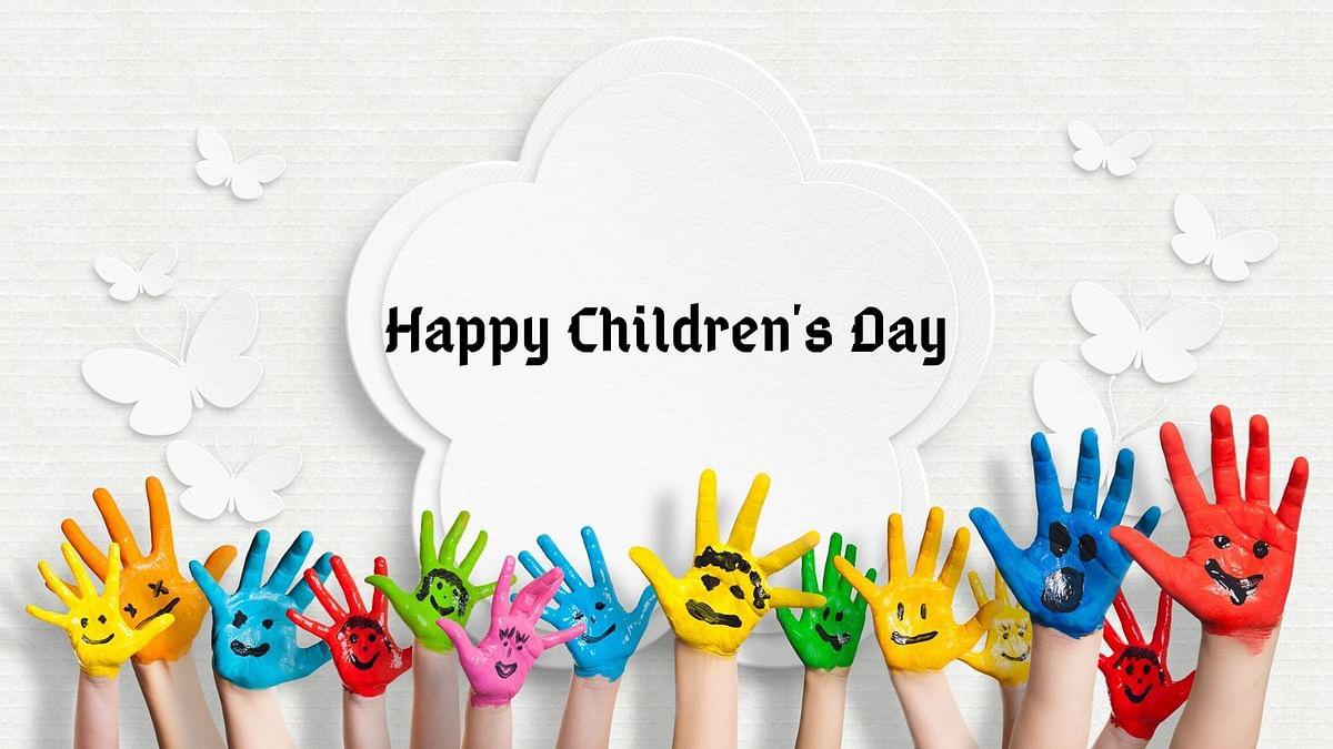 Happy Children's Day speech ideas, long and short essays.