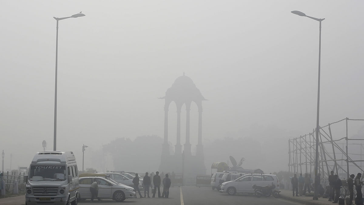 Not Surprising: Delhi Is Most Polluted City in the World