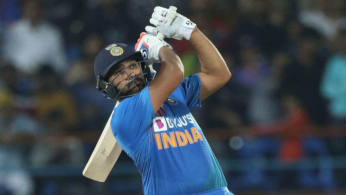 Rohit, Chahal Eye Milestones; India Aim to Better Record in Nagpur