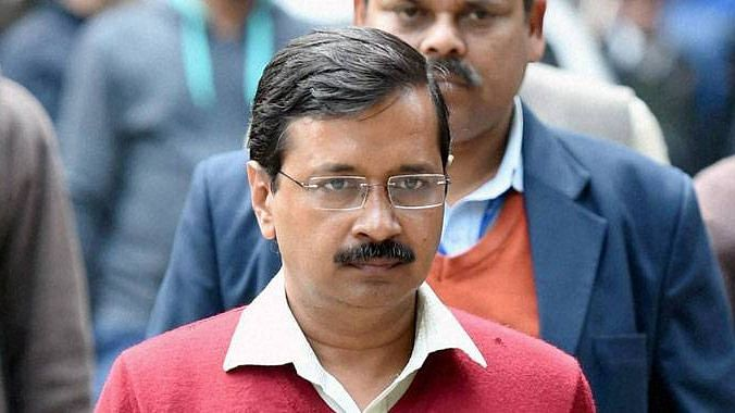 Delhi Water Row: Posters Question Kejriwal Over Disease Cases