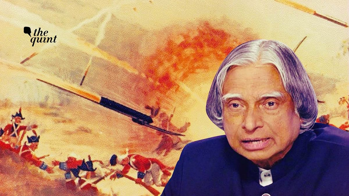 On becoming President, Kalam ordered a study into Tipu Sultan's rocket technology.