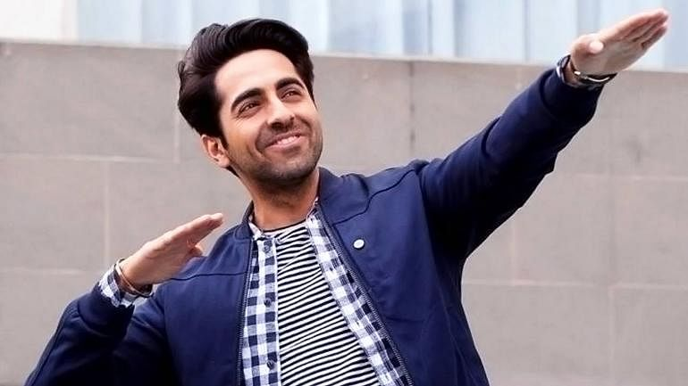Ayushmann Khurrana is on a high after scoring seven hits in a row.