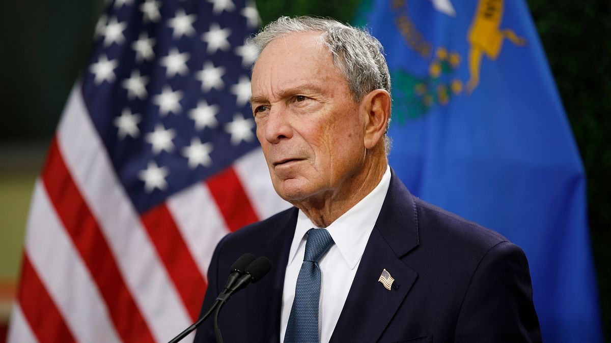 New York billionaire Michael Bloomberg has taken another step toward launching a Democratic bid for president.