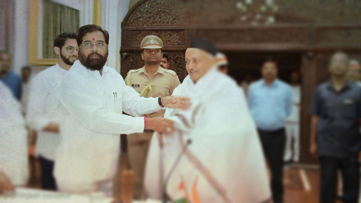 Pramukh to Leader of Oppn: Eknath Shinde, Shiv Sena's Guardian Min