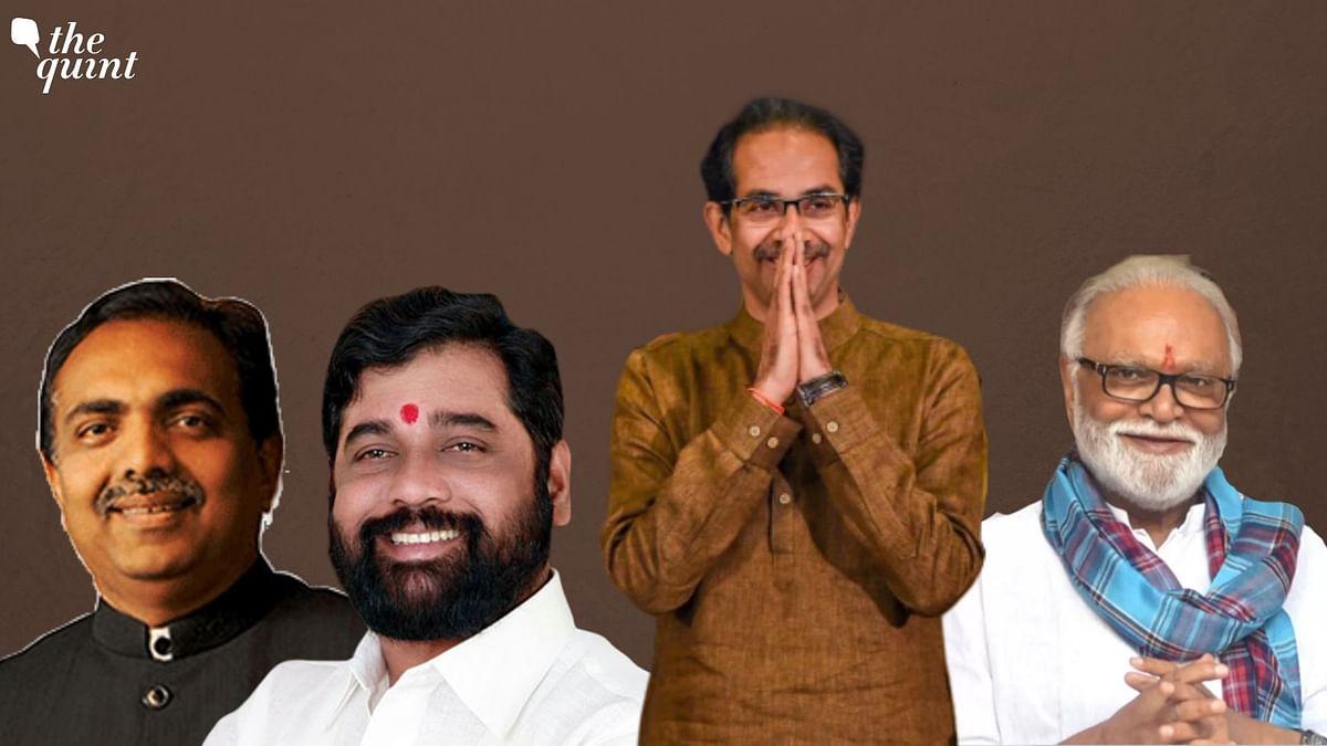 Old Hands Bhujbal, Thorat, Desai Make it to Uddhav's Cabinet