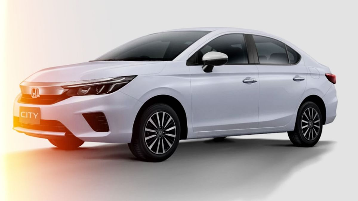 2020 Honda City Unveiled in Thailand, Will Come To India Soon