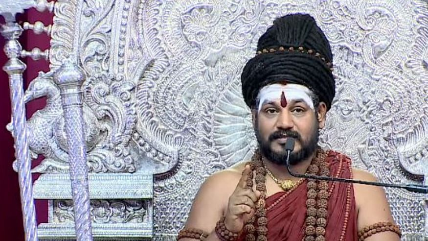 Who is Nithyananda and What's With His Scientific Theories?