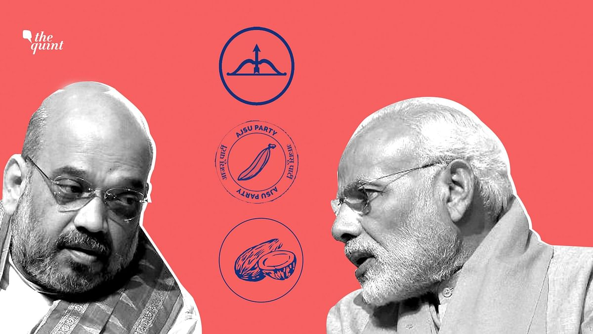BJP has grown phenomenally under Narendra Modi & Amit Shah. Now its looking to expand at the expense of allies.