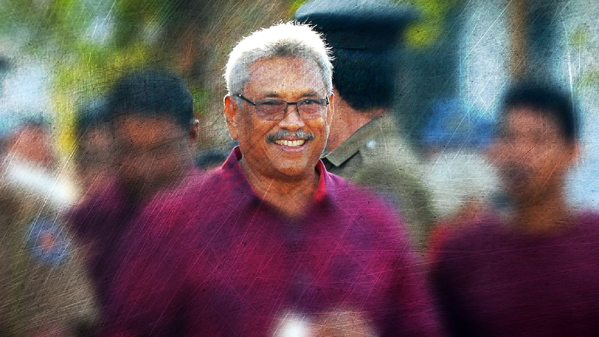 Sri Lanka President Gotabaya Needs India More than Ever Before