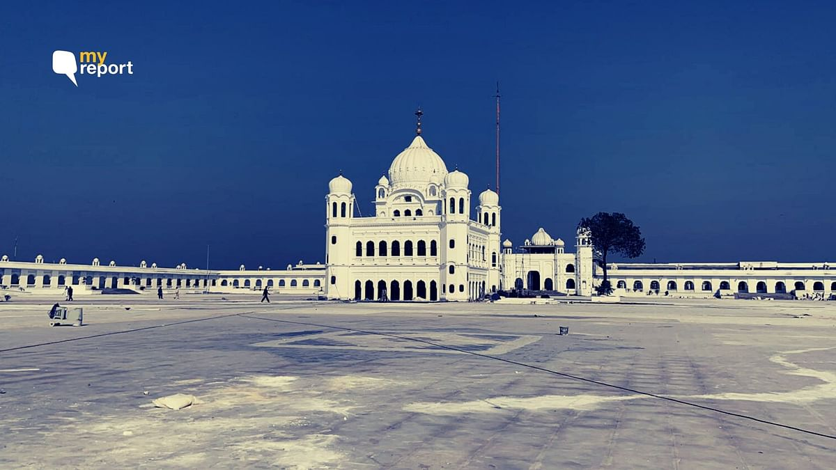 I Was Lucky to Visit  Kartarpur Gurdwara Before Everyone Else Did