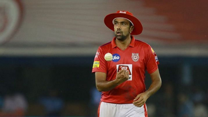 Ashwin captained Kings XI Punjab last year but was released in the off-season. He will play IPL 2020 for Delhi Capitals