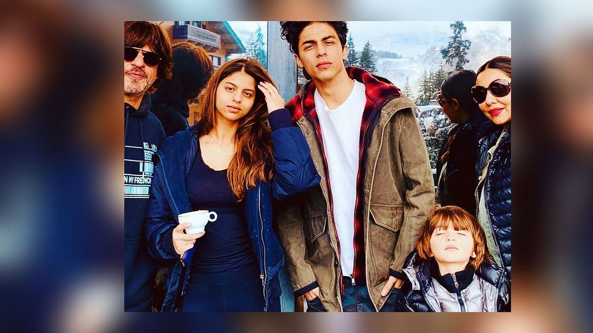 Gauri Khan 'Squeezes' in Fond Memories into This Throwback Photo