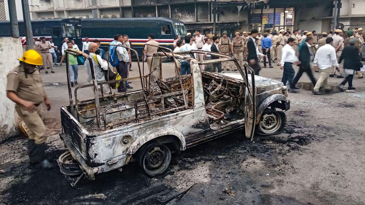 Tis Hazari Clash: MHA Seeks Clarification on Delhi HC Order