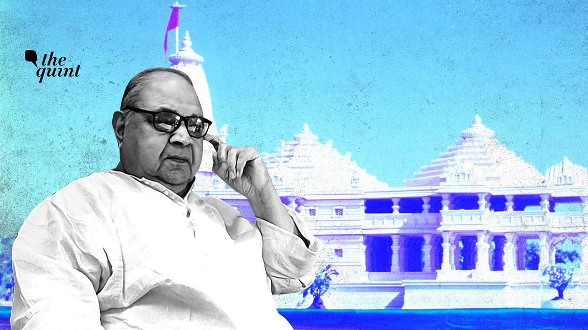 Ayodhya Ram Mandir Architect Says 40-50% Work is Already Complete