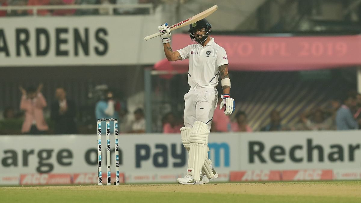 Day-Night Test LIVE: Ind 174/3 at Stumps on Day 1, Lead by 68 Runs