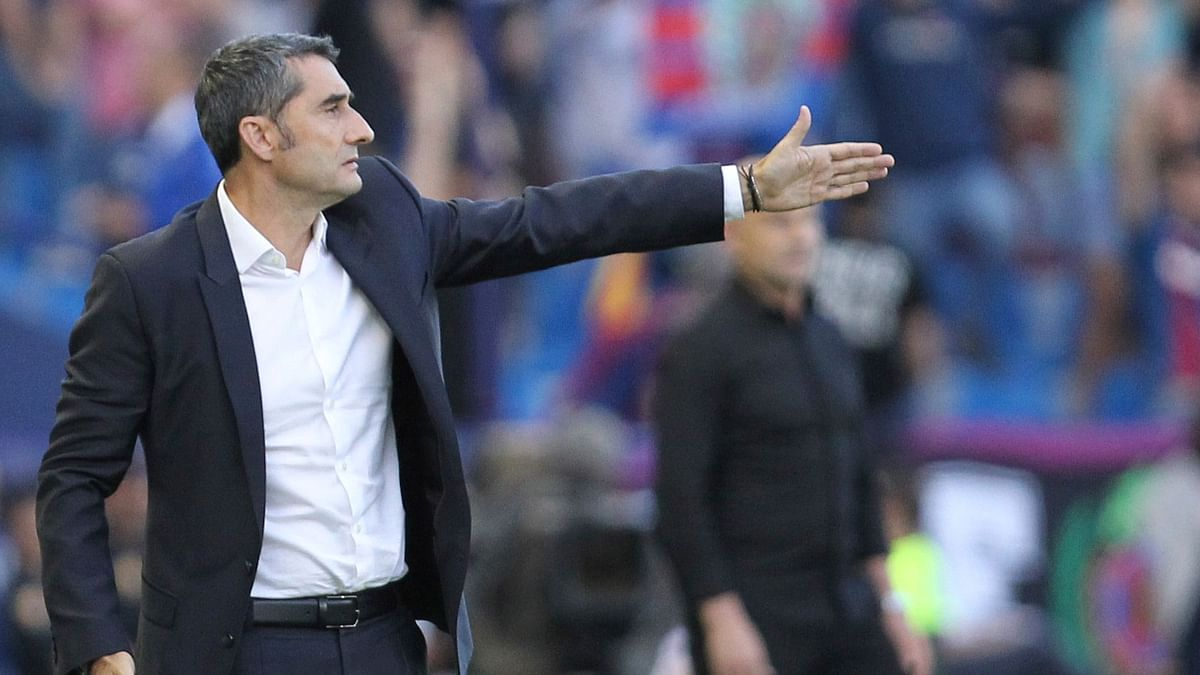 Ernesto Valverde's team has been characterised by an inability to respond under pressure.