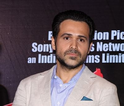 Actor Emraan Hashmi. (File Photo: IANS)