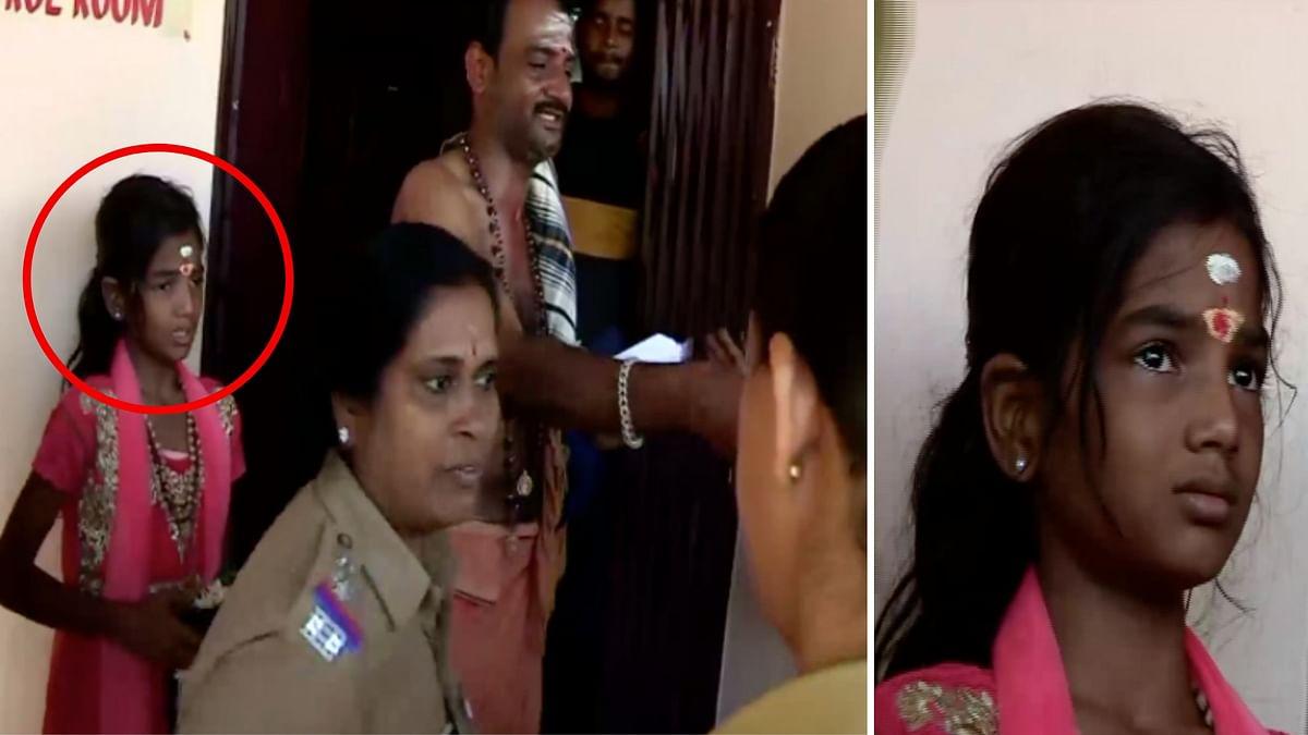 Kerala Police Bars 12-Year-Old Girl from Trekking to Sabarimala