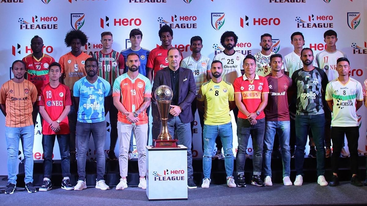 The 13th edition of the I-League will get underway from Saturday, 30 November.